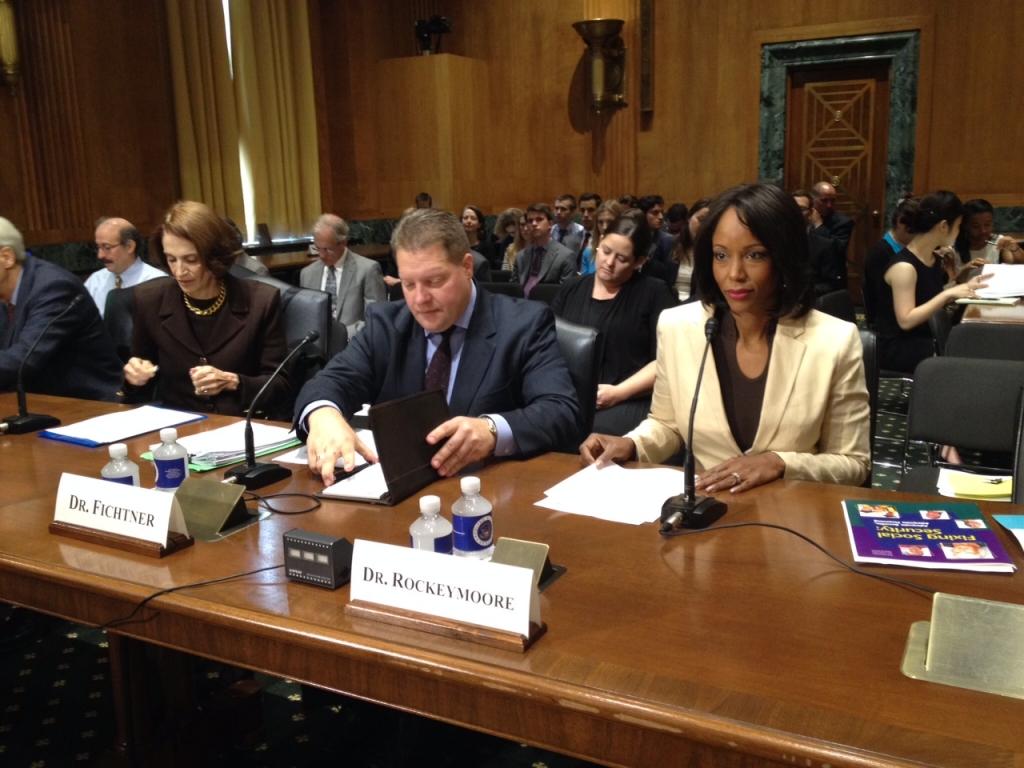 Rockeymoore at U.S. Senate